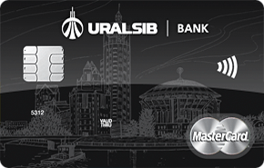 World MasterCard Black Edition с овердрафтом
